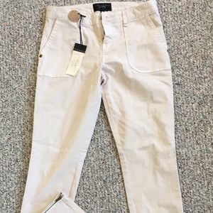 Sanctuary ivory jeans size 27 new with tags